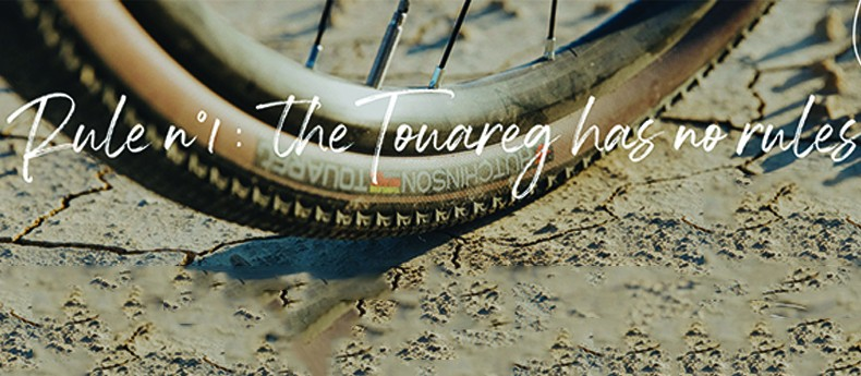 HUTCHINSON TOUAREG: TIRE GRAVEL - CYCLOCROSS
