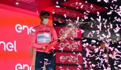 Giro d'Italia: Factor Bikes in maglia rosa con Alessandro De Marchi