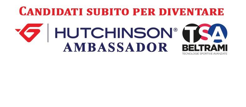 Ricerca Hutchinson Ambassadors - Rally di Romagna