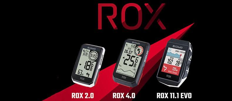 Sigma, nuova serie Rox