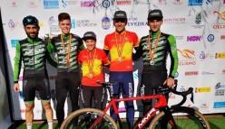 Ciclocross:Due Campioni nazionali su selle REPENTE